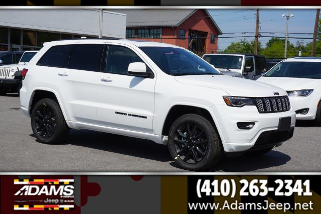 Jeep Cherokee Altitude >> New 2020 Jeep Grand Cherokee Altitude 4x4