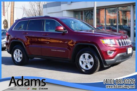 Pre-Owned 2016 Jeep Grand Cherokee Laredo