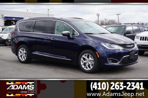 New 2020 CHRYSLER Pacifica Limited